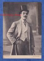 CPA - Portrait De Max LINDER - Photographe Félix / Edition Pathé Frères - Cinéma Chapeau Canne Homme Saint Loubés - To Identify