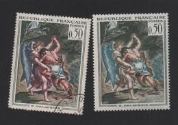 Variété De Complaisance, N° 1376 Neuf Sans Charnière - Varieteiten: 1960-69 Postfris
