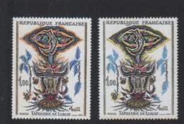 Variété De Complaisance, N° 1493 Neuf Sans Charnière V2 - Varieteiten: 1960-69 Postfris