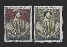 Variété De Complaisance, N° 1518 Neuf Sans Charnière - Varieteiten: 1960-69 Postfris