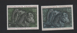 Variété De Complaisance, N° 1478 Neuf Sans Charnière - Varieteiten: 1960-69 Postfris