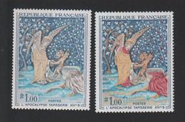 Variété De Complaisance, N° 1458 Neuf Sans Charnière - Varieteiten: 1960-69 Postfris