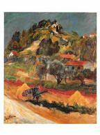 Art - Peinture - Chaim Soutine - Paysage à Céret - Carte Neuve - CPM - Voir Scans Recto-Verso - Paintings
