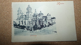 Mexico - Cathedrale - Mexico
