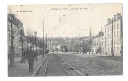 (29257-92) Boulogne Sur Seine - Chaussée Du Pont - Boulogne Billancourt