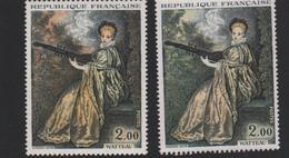 Variété De Complaisance, N° 1765 Neuf Sans Charnière - Varieteiten: 1970-79 Postfris