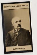 Collection Felix Potin - 1898 - REAL PHOTO - Clemenceau, Homme Politique - Félix Potin