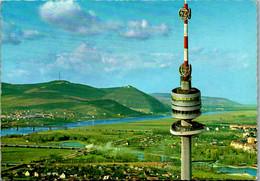 4395 - Donauturm Mit Blick Auf Kahlenberg Und Leopoldsberg - Nicht Gelaufen - Sin Clasificación