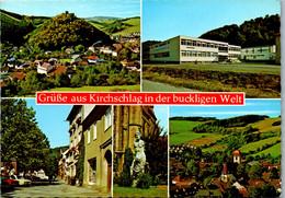 4488 - Kirchschlag In Der Buckligen Welt , Ruine , Hauptschule , Herkules Statue - Nicht Gelaufen - Otros