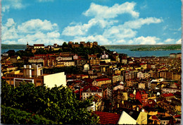 4536 - Lisboa , Castelo De S. Jorge , Castle Of St. George - Gelaufen 1962 - Lisboa