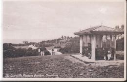 Boscombe - The Overcliffe Pleasure Gardens - Bournemouth (hasta 1972)