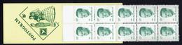 Belgie Belgien Belgium 1984 - Postzegelboekje - OBP B17** - Markenheftchen 1953-....