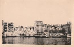 Marseille  Carte Photo 1943 - Sonstige