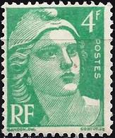 France 1948 - Mi 795 - YT 807 ( Marianne By Gandon ) MH* - Nuovi