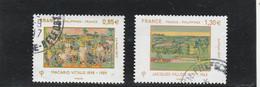FRANCE 2017 -YT  5159 +5160  - FRANCE PHILIPPINES- OBLITERE - - Used Stamps