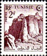 Tunisie Poste N** Yv:368 Mi:409 Takrouna - Ungebraucht