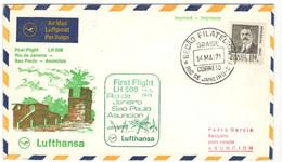 42359 - Vol BRESIL PARAGUAY - Luchtpost