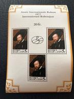 Belgique 1977 - Mi Bl.46 MNH (**) - Painting P.Rubens (volt - Rubens