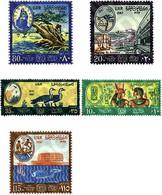 Ref. 47835 * MNH * - EGYPT. 1967. INTERNATIONAL TOURISM YEAR . AÑO INTERNACIONAL DEL TURISMO - Nuevos