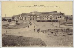 MONS - La Gare - Mons