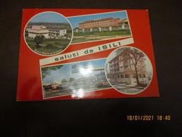 B610  Isili Nuoro Non Viaggiata - Other Cities