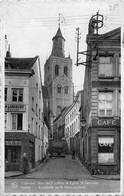 Trapstraat En St Germanuskerk - Tirlemont - Tienen - Tienen
