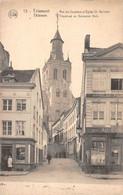 Trapstraat En Germanus Kerk - Tirlemont - Tienen - Tienen