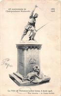 75e Anniversaire De L'Indépendance Nationale 1905 - Tirlemont - Tienen - Tienen