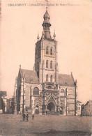 Grand'Place Eglise De Notre-Dame - Tirlemont - Tienen - Tienen