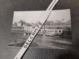 SNCF : Photo Originale M RIFAULT 9 X 14 Cm : Autorail VH à BOURGES (18) En 1958 - Treinen