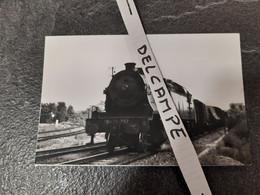 SNCF : Photo Originale M RIFAULT 9 X 14 Cm : Locomotive à Vapeur 151 TC 757 - Treinen