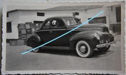 Photox2 AUTO Automobile Oldtimer 1939 Voiture Car  Wagen Belgium - Cars