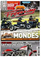 FREEWAY 127  LA GUERRE DES MONDES - Auto/Motorrad
