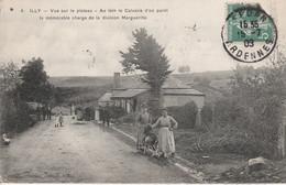 08 - ILLY - Vue Sur Le Plateau - Au Loin Le Calvaire D' Où Partit La Mémorable Charge De La Division Marguerite - Other Municipalities