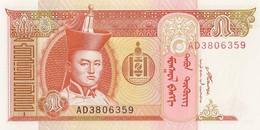 MONGOLIE - 5 Tugrik 2008 UNC - Mongolia