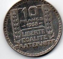 Lot 10 Franc Turin - K. 10 Franchi