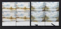 BELGIQUE BELGIE EUROPA CEPT 1999 BLOCS De 4 PLANCHES   XX MNH - 1999