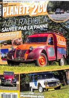 PLANETE 2CV 131 GENERATION 6 VOLTS LES FILLES DE LEVALLOIS + 4 CARTES POSTALES - Auto/Motorrad
