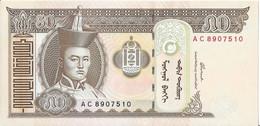 MONGOLIE - 50 Tugrik 2000 UNC - Mongolia