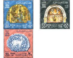 Ref. 268009 * MNH * - EGYPT. 1967. EGYPTIAN ART . ARTE EGIPCIO - Nuevos