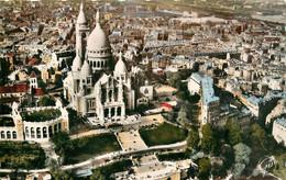 CPSM Paris-Basilique Du Sacré Coeur    L239 - Churches