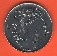 San Marino 100 Lire 1983 - Saint-Marin