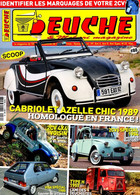 DEUCHE ET MEHARI MAGAZINE 80 CABRIOLET AZELIE CHIC 1989 - Auto/Motorrad