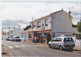 CPM 85 NOIRMOUTIER ... L'Herbaudière, Avenue Mourin Le BÔ BAR (Livenais 260817) - Noirmoutier