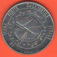San Marino 100 Lire 1977 Steel Coin - Saint-Marin