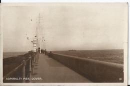 CPA - Postacrd - Admiralty Pier Dover - - Dover