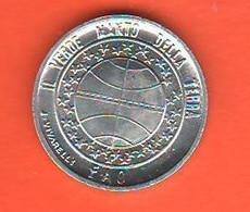 San Marino 1 Lira 1977 FAO Aluminum Coin - Saint-Marin