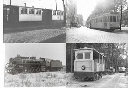 Tram Foto's - Treni