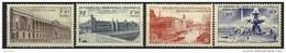"""FR YT 780 à 783 """" Congrès De L'Union Postale """" 1947 Neuf** - Nuovi"""