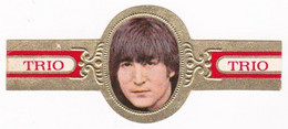 Sigarenband Bague De Cigare Trio - Beatles - John Lennon - Anelli Da Sigari
